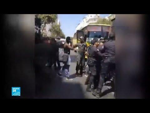 المغرب: عمليات ترحيل قسرية لآلاف المهاجرين الأفارقة بعيدا عن المتوسط  - نشر قبل 8 ساعة