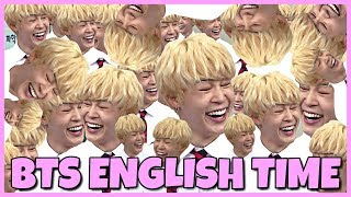 Video BTS English Time [Try Not To Laugh Challenge] download MP3, 3GP, MP4, WEBM, AVI, FLV November 2018