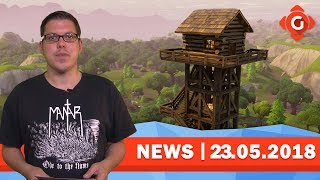 Fortnite: Großes Event zur E3! Kingdom Come: Deliverance: Jede Menge DLCs  | GW-NEWS