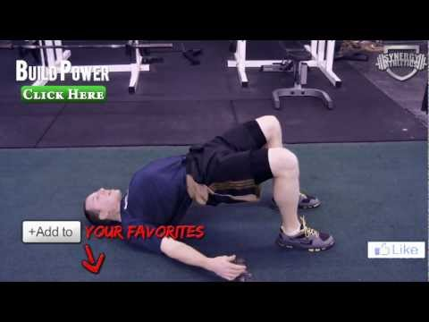Run Faster and Increase Power With Hip Extension Exercise