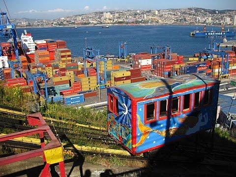 Valparaiso - Chile - 30/31 march 2017