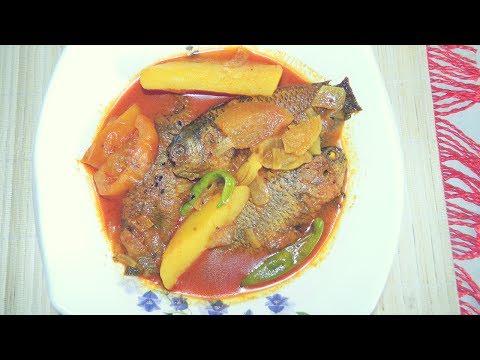Koi Macher Jhol   Climbing Perch Fish Curry  Koi Macher Recipe