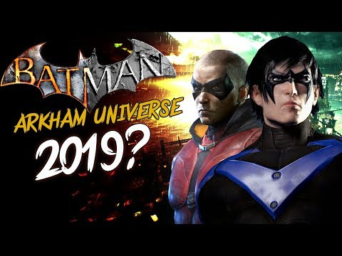 Batman Arkham Universe - New Bat Family Game 2019?