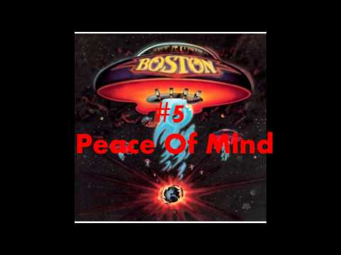 Top 10 Boston Songs