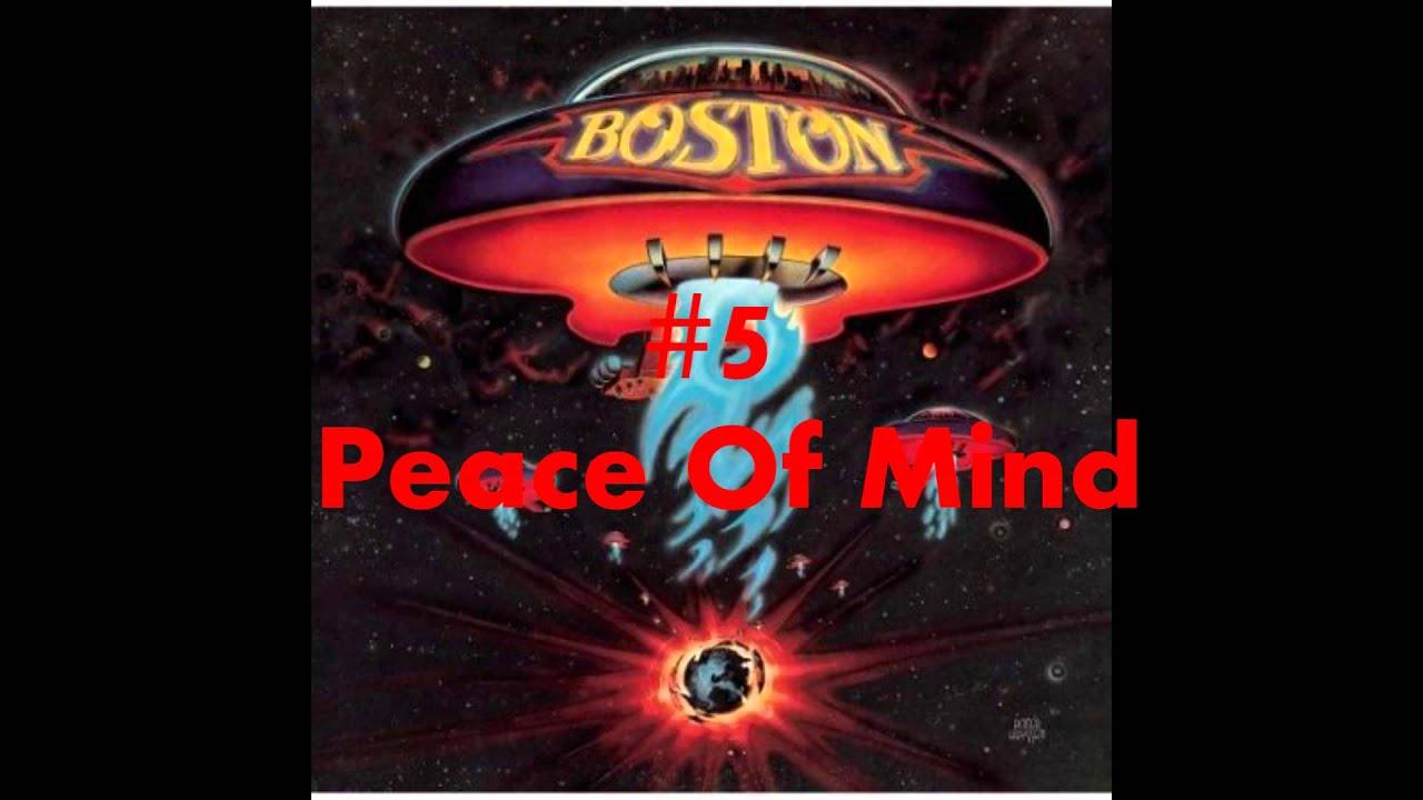 Top 10 Boston Songs - YouTube