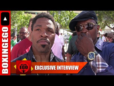 SHAWN PORTER & KENNY WANT DANNY GARCIA IN 2017 NOT 2018; PORTER DISAGREES LOMACHENKO #1 P4P WARD IS!