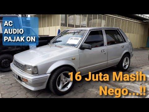 Mobil 16 Juta Masih Nego..!!Daihatsu Charade(Terjual)