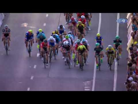 Race finish | People's Choice Classic | Santos Tour Down Under
