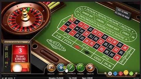 Roulette System Spielen