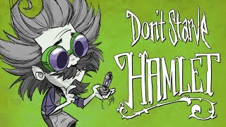 Don`t Starve Hamlet ( WAGSTAFF ) #3 - Wszystko chce mnie zabić!