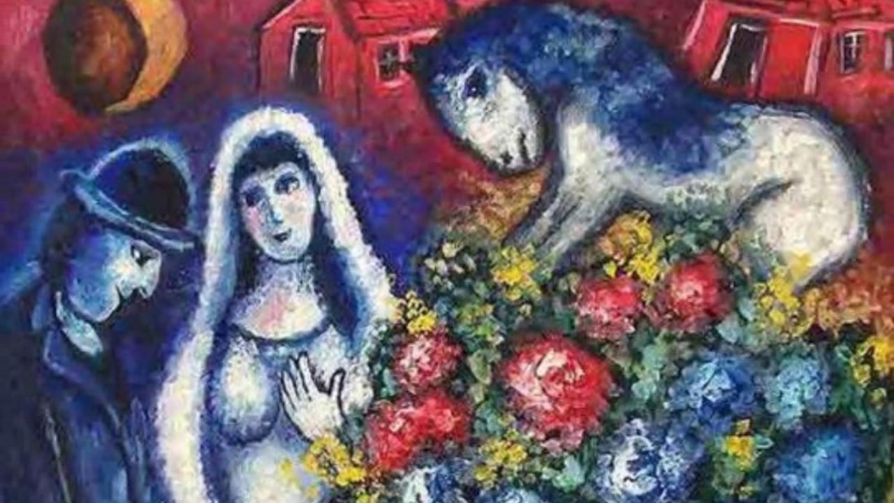 Il mondo sotto sopra di marc chagall images - iverson visit philippines pictures