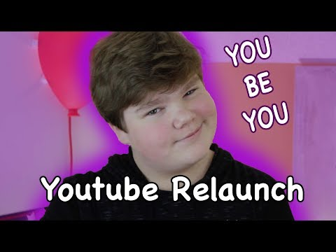 My Youtube Re-launch