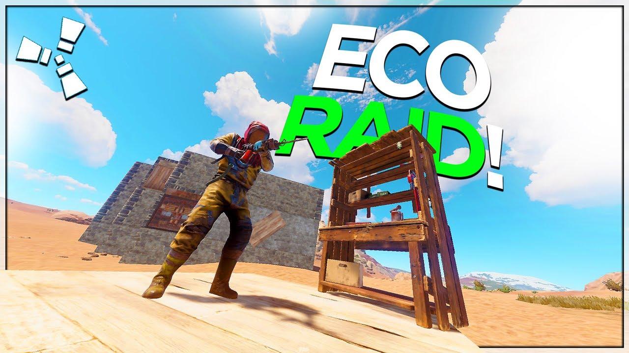 ECO-RAIDING our Neighbors on 2ND DAY! (SOLO VANILLA RUST #7 S56)