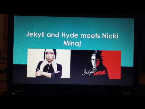 Rapping Jekyll and Hyde