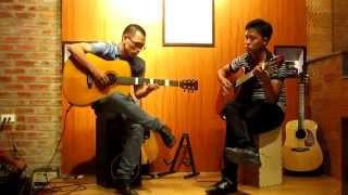 [GPT guitar school] Trieu doa hong