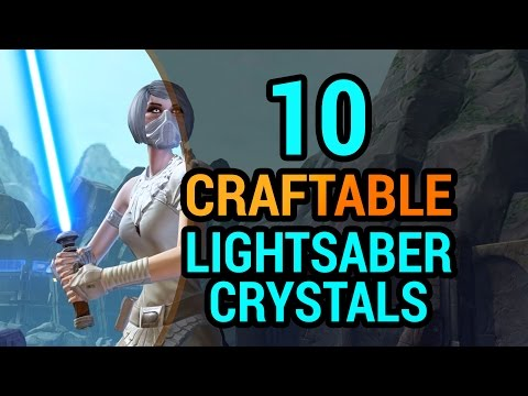 10 Lightsaber Crystals You Can Craft in SWTOR - YouTube on swtor companion gifts, swtor schematics guide, swtor get rich, swtor hk-51 customization, swtor sith warrior, swtor skill diagram, swtor jedi consular,