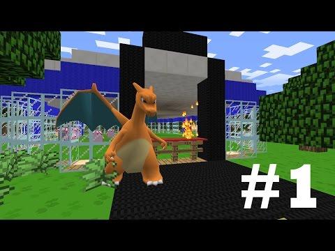 VFW - Minecraft Pokemon Plus EP.1 ตอน เริ่มต้นเวลโปเกม่อน