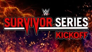 Survivor Series Kickoff: Nov. 20, 2016