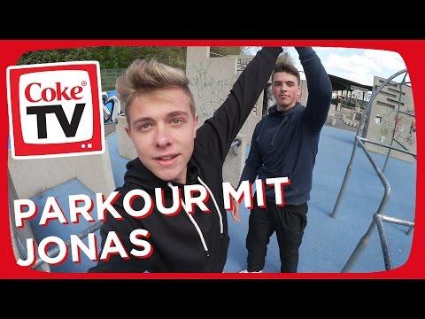 Jonas beim Parkour | #CokeTVMoments