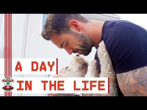 DANNY INGS | A day in the life of Southampton's striker