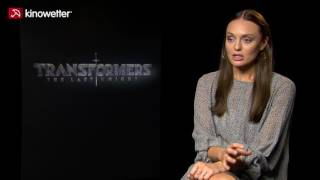 Interview Laura Haddock TRANSFORMERS: THE LAST KNIGHT