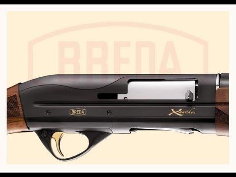 SHOTGUN REVIEW: Breda Xanthos and Chiron 12 Gauge Semi Auto