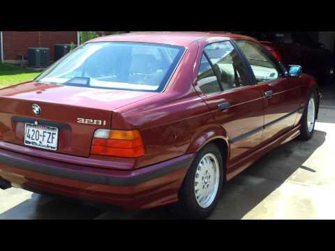 1996 BMW 328i 5-Speed Sedan