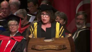 Dr. Noreen Golfman's address to convocation (May 2015)