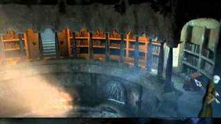 The Longest Journey Walkthrough part 22(Chapter 4 - Monster Tobias gives April the address to a new location - Enclave. So, April immediately goes there and meets Minstrum Yerin, the librarian., 2010-12-20T14:34:15.000Z)