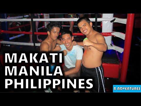 Manila: Condo Scam, Midget Boxing, Makati Food Market, Tagaytay, Philippines S1 Ep10