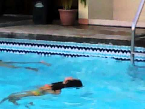 Biretera ng Alfolso can swim   Rose Benedict Ilano Alcazar