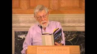 Gary Snyder reading his poem Riprap