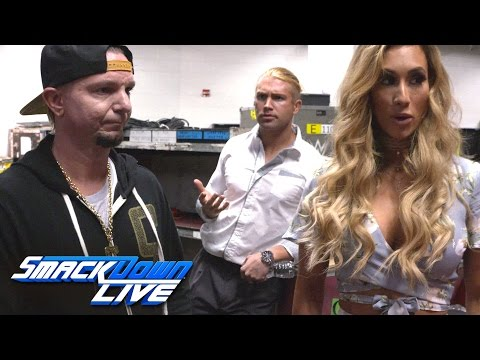 """James Ellsworth loses his cool over WWE's imminent """"Superstar shake-up"""": Exclusive, April 4, 2017"""