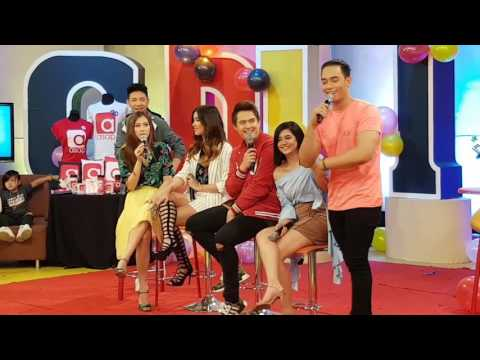 LizQuen on ASAP Chill Out #ASAPWildSummer