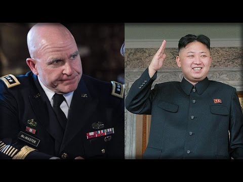 LT. GEN. H. R. MCMASTER JUST PUT NORTH KOREA ON NOTICE WITH THIS EPIC PROMISE FROM TRUMP