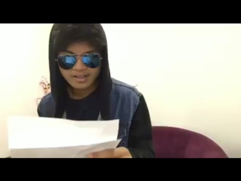 Viral Haqiem Rusli Sahut Cabaran Menyanyi Lagu 'Tergantung Sepi' Versi Sarawak