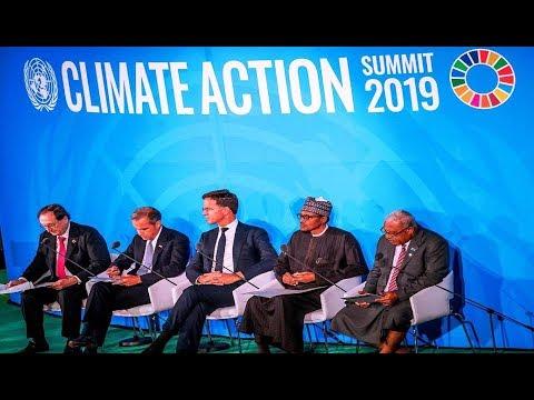 President Muhammadu Buhari Embarrasses  Nigeria and Nigerians @ United Nations General Assembly (UNGA74).