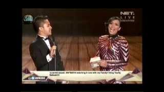 APM 2014 - Fatin Menangkan Penghargaan Lagu Paling Populer APM
