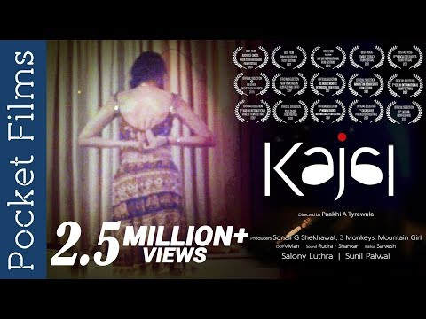 Hindi Short Film - Kajal | A woman's fight for survival in the world dominated by men