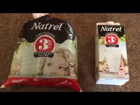 Yet Another Canadian Milk Bag Video.