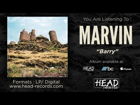 Marvin - Barry (full album)