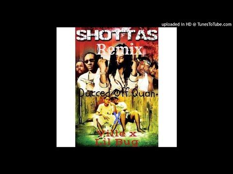 Ducced Off Quan - shottas remix Ft Ville x Lil Bug