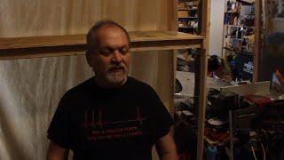 AMAZING BUILD! Easy & Inexpensive DIY Garage Shop storage