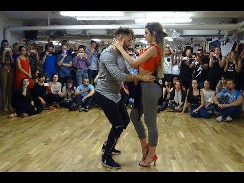 Dario & Sara Special Edition // Sensual & Salsa Thursdays Budapest