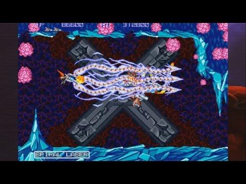 Xexex (Arcade/PSP) - ¡Comentado! Análisis