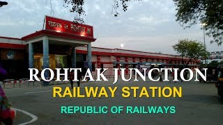 Rohtak Junction Railway Station | Republic of Railways