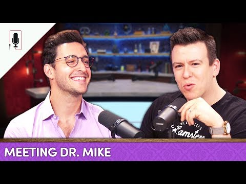"""Dr. Mike On Dealing W/ Anti-Vaxxers, His """"Bullying"""" Controversy, & More (Ep. 10 A Conversation With)"""
