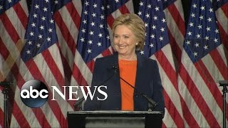 Hillary Clinton Unleashes Slew of Attacks on Donald Trump