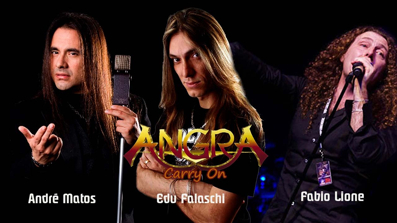 musica carry on angra