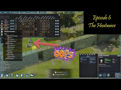 Going Medieval Ep6 the Heatwave |